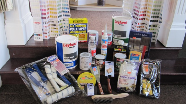Professional and DIY Paint Supplies