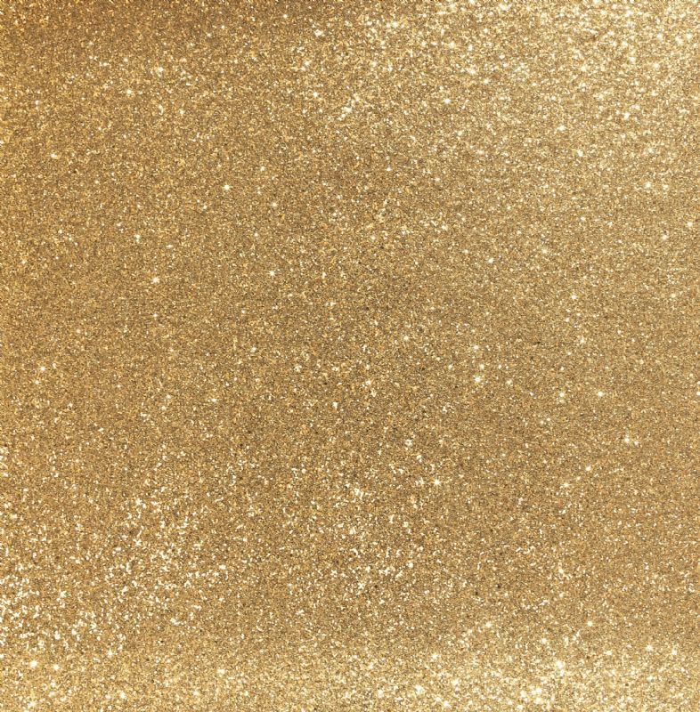 Sequins Sparkle Gold